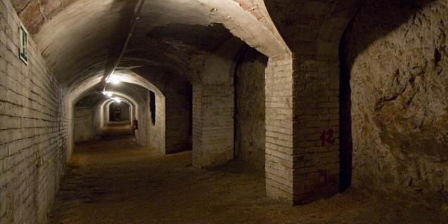 túneles refugio 307