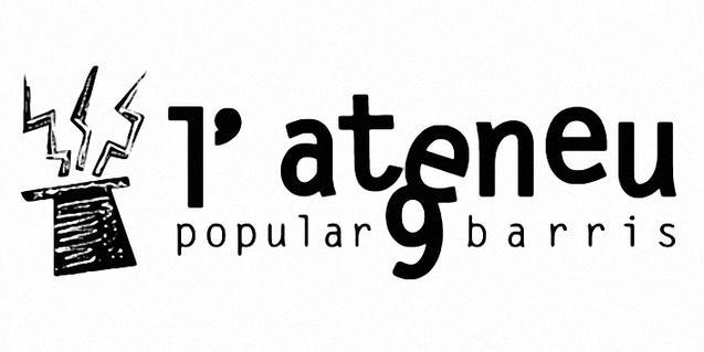 Logo de l'Ateneu Popular 9 Barris.