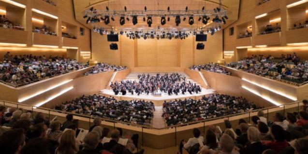 L'Auditori, aquests dies tancat, publica a les xarxes concerts que hi han tingut lloc