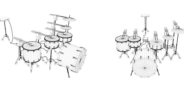 Presentación de 'Augmented drum machine'