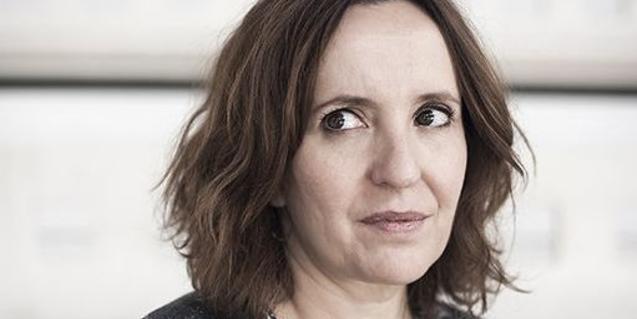 Àurea Márquez, una de les intérpretes en 'M'hauríeu de pagar'