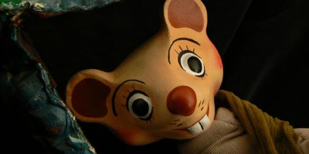 Fotografia del titella del ratolí