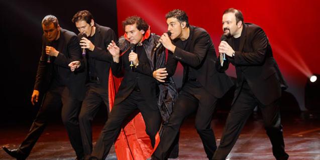 El quintet b vocal