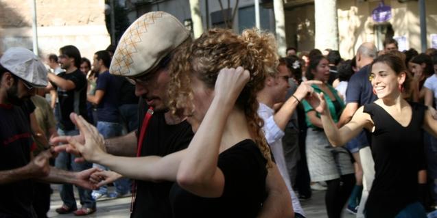 Swing en Sant Andreu