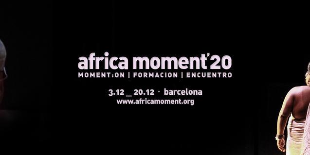 AFRICA MOMENT'20, del 3 al 20 de diciembre