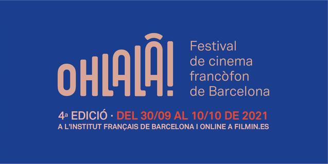 Ohlalà! Festival de cinema francòfon de Barcelona 2021