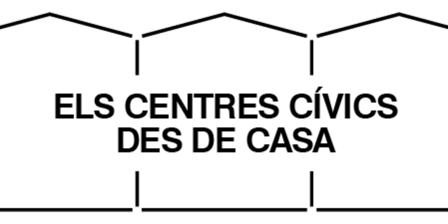 Los centros cívicos de Barcelona continúan abiertos en las redes.