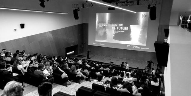Auditori del Disseny Hub Barcelona