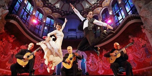 The Barcelona Guitar Trio with Carolina Morgado and José M. Álvarez
