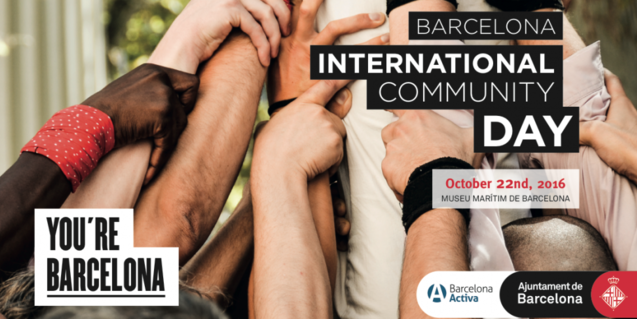 Els castellers will be present in the Barcelona International Community Day