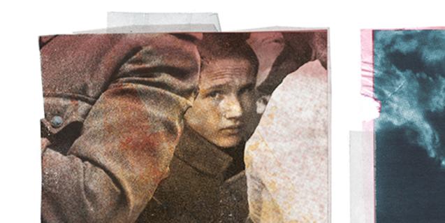 Imatge parcial del cartell de Barcelona Novel·la Històrica