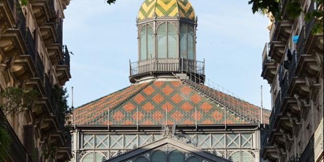 Barcelona Novel·la Històrica en El Born Centre de Cultura i Memòria