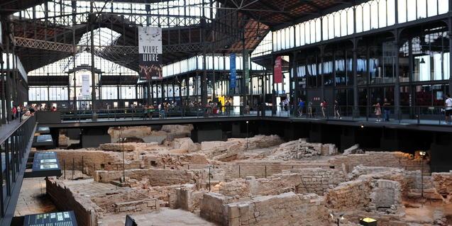 Barcelona Novel·la Històrica a El Born Centre de Cultura i Memòria
