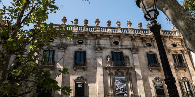 Edificio de l'Institut de Cultura de Barcelona