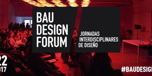Dos dies per gaudir del disseny al BAU Design Forum