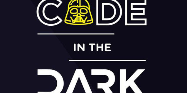 Programar a oscuras en honor a 'La guerra de las galaxias'