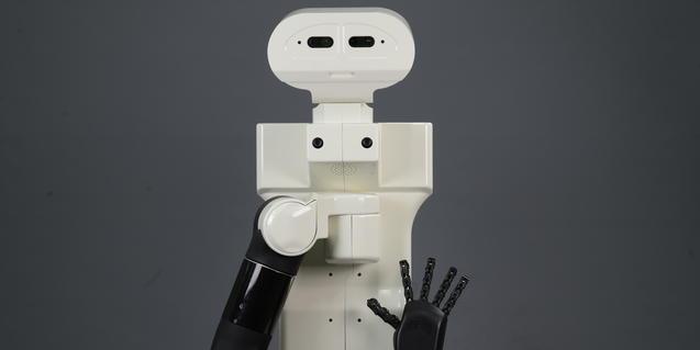 Un vespre en companyia d'un robot