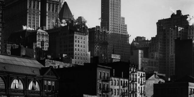 'Berenice Abbott. Retratos de la modernidad'