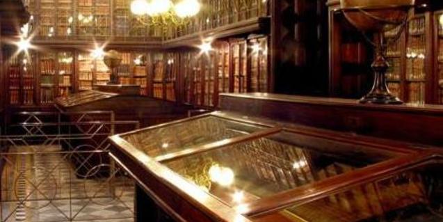 La Biblioteca Arús es del año 1895