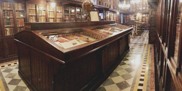 'Música i art en la litografia vitolfílica i la pintura' a la Biblioteca Pública Arús