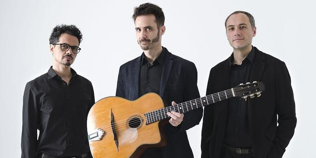 Bien Ballester Trio