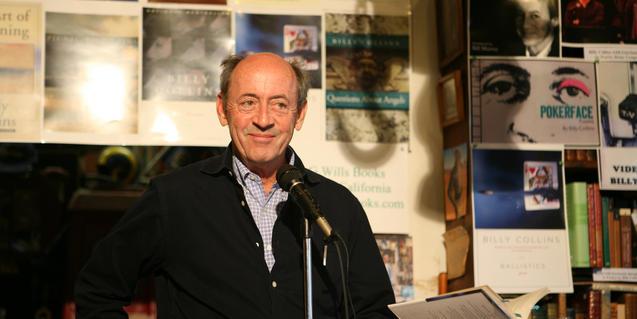 Collins serà present en el XXXIII Festival Internacional de Poesia de Barcelona