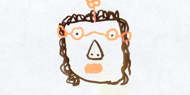 Retrato de una de las personas participantes.