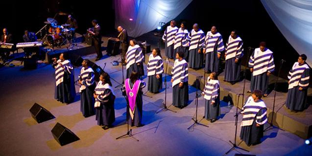 Black Heritage Choir ya ha actuado en otras ocasiones en Barcelona