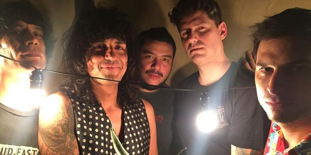 Los integrantes de este proyecto musical argentino