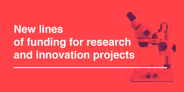 2 M€ for grants in scientific research projects