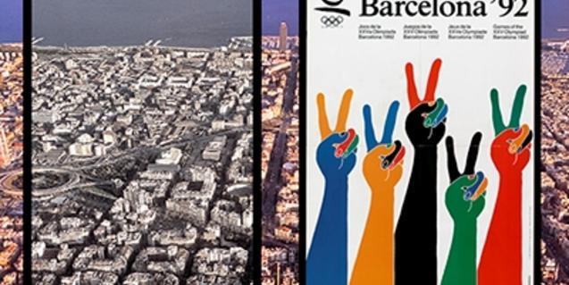 La mostra convida el visitant a mirar Barcelona amb uns altres ulls