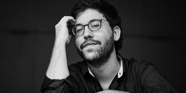 El músico Carles Marigó. © Mireia Miralles