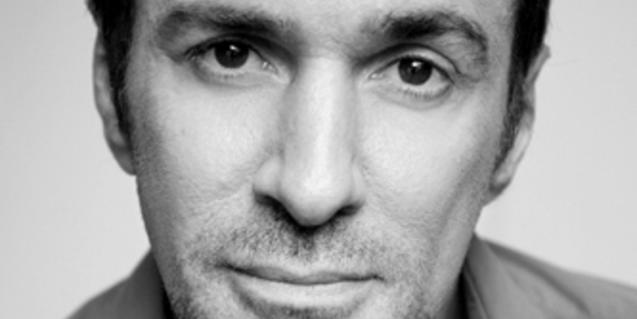 El actor Carlos Gramaje