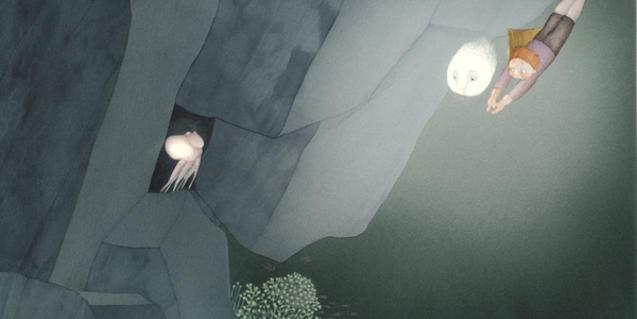 il·lustració d'un llibre de Carme Solé Vendrell