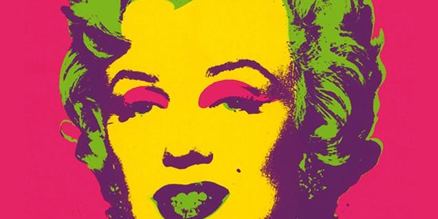 Marilyn Monroe, one of the many iconic figures portrayed by Warhol
