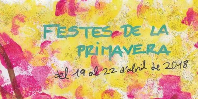 Imatge parcial de la il·lustració del cartell de les Festes
