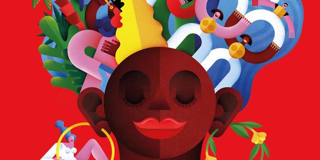 Cartel Fiestas de la Mercè 2019