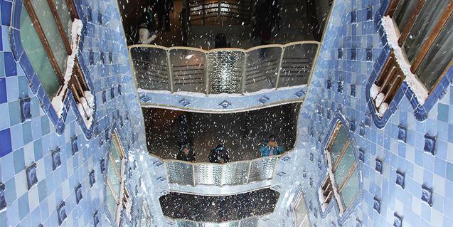Navidad en Casa Batlló