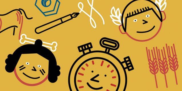 Il·lustració del casal d'estiu del MHCAT.