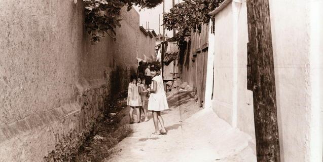 © 1967.Tomás Riva. Museu d'Història de la Immigració de Catalunya