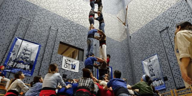 'Els castellers, la tradició més viva'