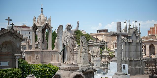 La Ruta del Cementiri de Poblenou es fa el primer i tercer diumenge de mes