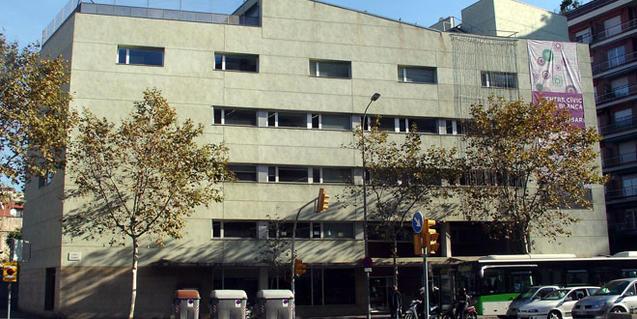 El Centre Cívic Josep Maria Trias i Peitx, espacio que organiza el itinerario