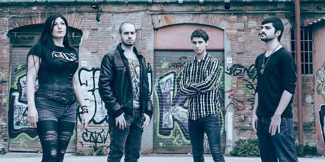 Un retrato de los componentes de esta banda de rock barcelonesa