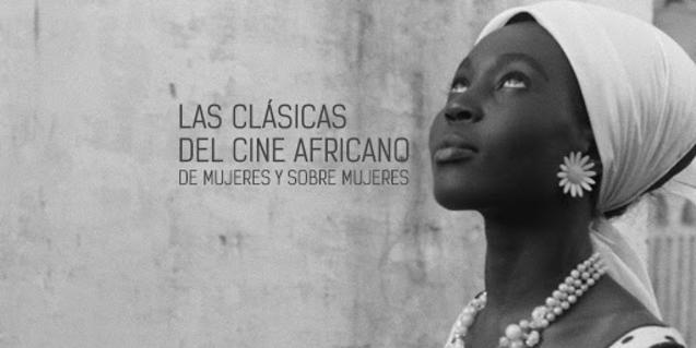 Cartell del Cicle Cinema Africà i Dona