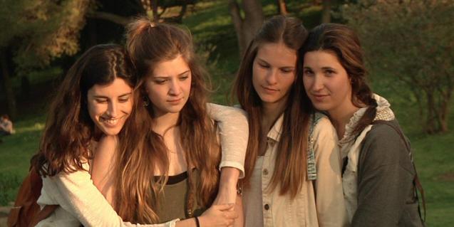 'Les amigues de l'Àgata', un dels títols disponibles a FilmIn