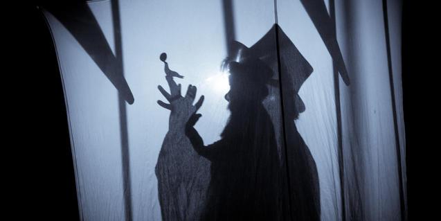 Una escena de l'espectacle. Foto: Philippe Laurençon.