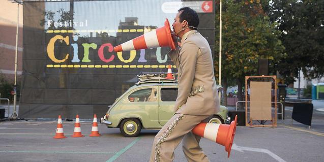 22a edició del Festival de circ emergent Circorts