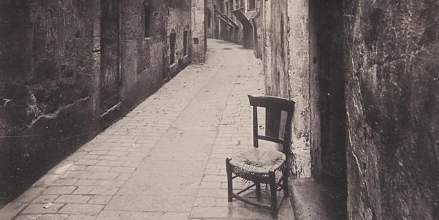 'La ciutat dels passatges. Abans de la Via Laietana'