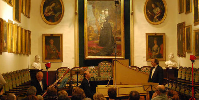 Música clásica en la Reial Acadèmia